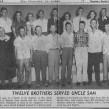 Rodzina Ripkowskich w Dayton w Teksasie. Fot. Houston Chronicle.