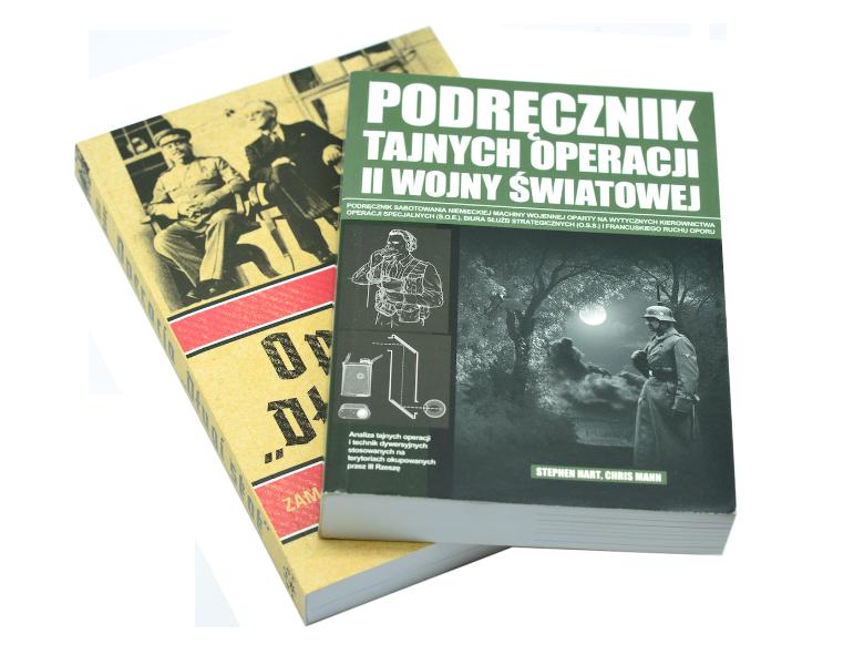 podręcznik tajnych operacji operacja długi skok historia świat wojna vesper