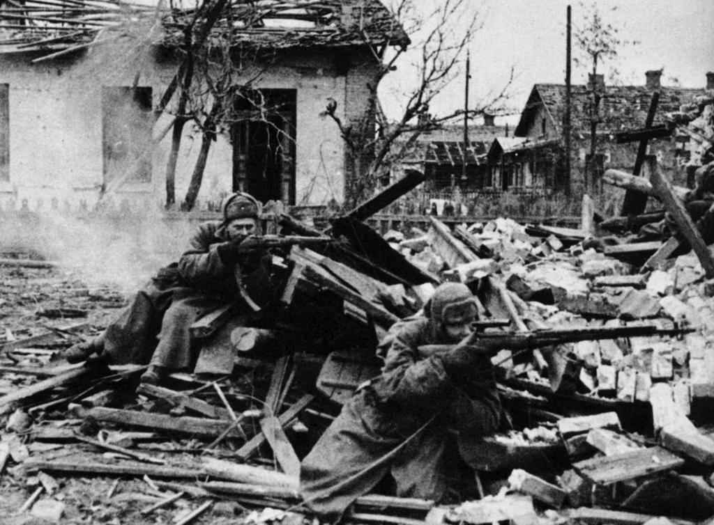 Walki pod Stalingradem