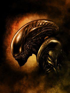 Alien 3 Okładka FULL final HIGH