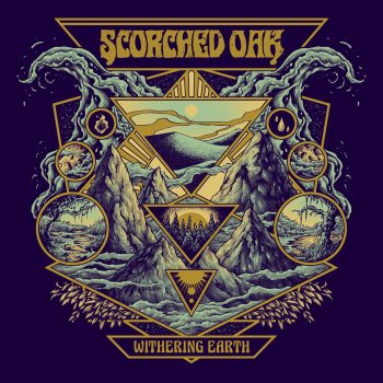 Scorched Oak Withering Earth cover